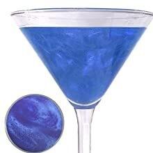 Shimmer Shots Blue