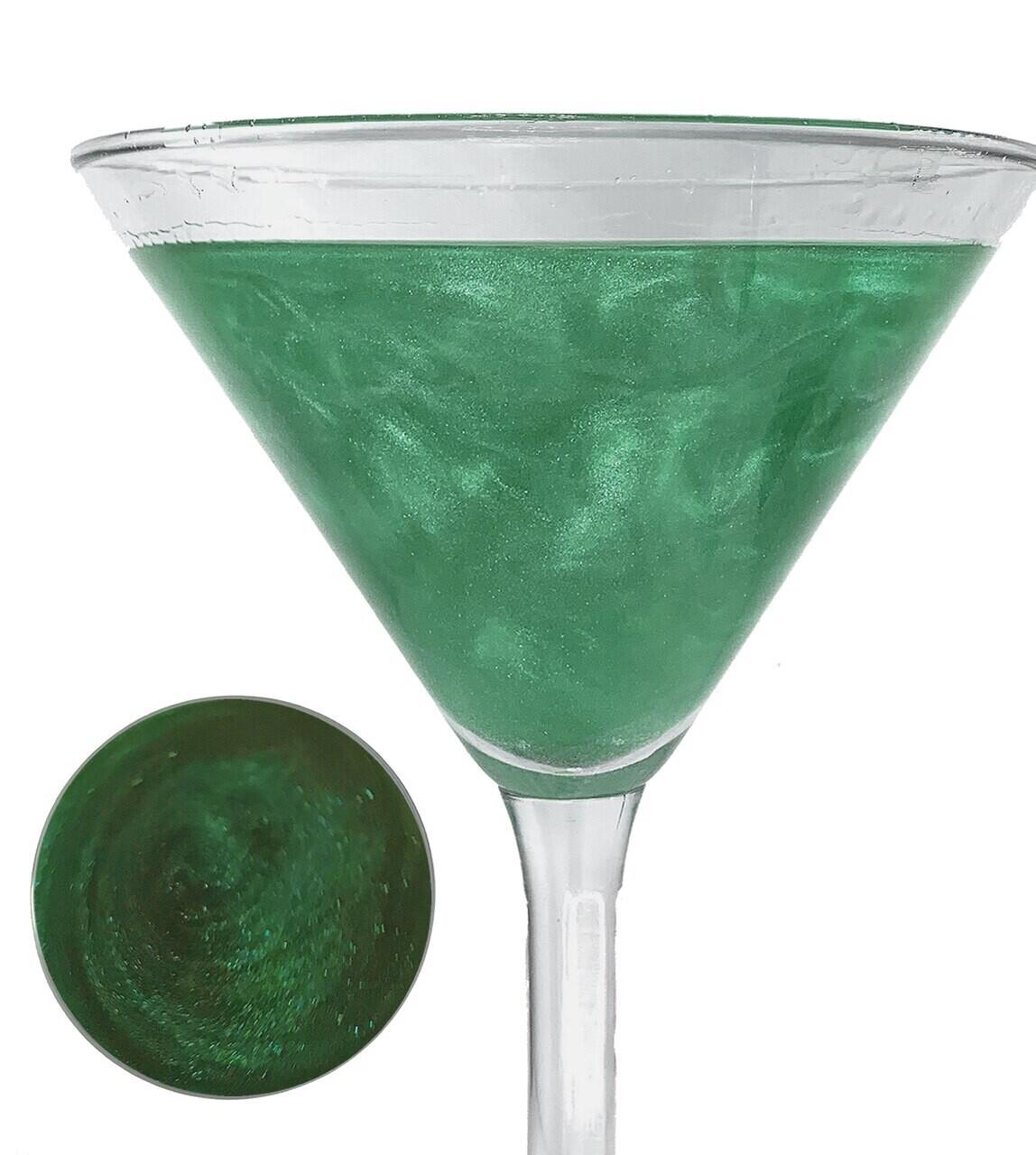 Shimmer Shots Green