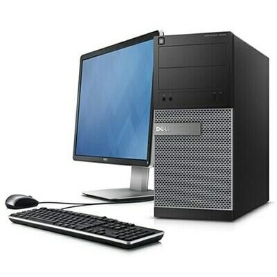 DELL OPTIPLEX 3020MT - i3 processor- windows 10 pro
