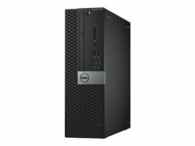 DELL OPTIPLEX 5050 SFF-i7 processor- windows 10 pro