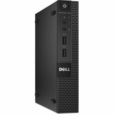 DELL OPTIPLEX 3020 MICRO- pentium processor- windows 7 pro/WIN 8.1