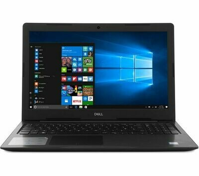 DELL INSPIRON 5570 15.6'' 7th GENERATION- i3 processor- windows 10 home