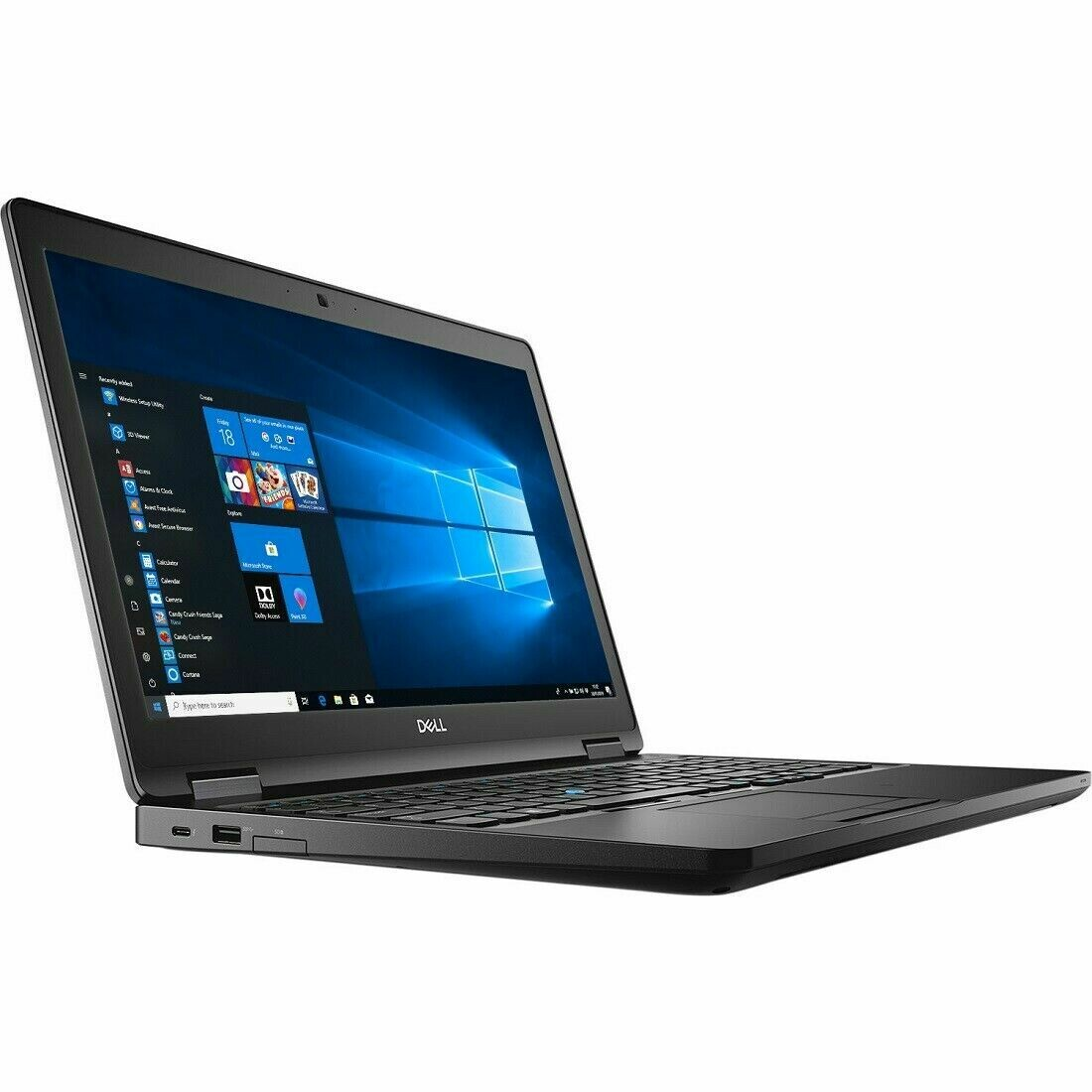 DELL LATITUDE 5590 15.6''-i5 processor-windows 10 pro