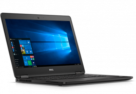 DELL LATITUDE 7470 14''- i5 processor- windows 7 pro (includes windows 10 pro license)