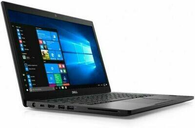 DELL LATITUDE 7480  14''- i5 processor- windows 10 pro