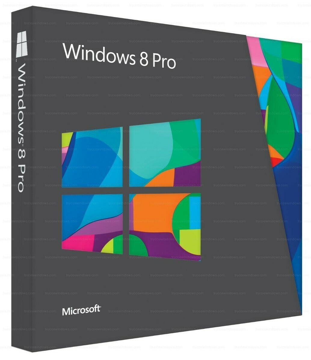 Microsoft Windows 8.1 Professional- 32 Bit/64 Bit