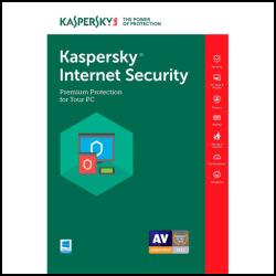 Kaspersky Internet Security, 2019, 2 Users