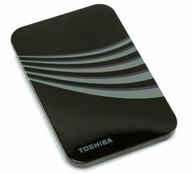 Toshiba 320 GB Art External Hard Disk