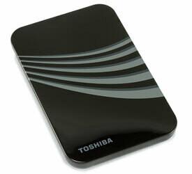 Toshiba 320 GB Art External Hard Disk