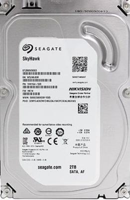seagate surveillance  (7200 RPM)  Internal desktop hard disk 2TB