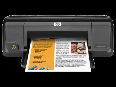 HP DESKJET D1660- STAND ALONE PRINTER- 20B-16C-  HP 300 B and C