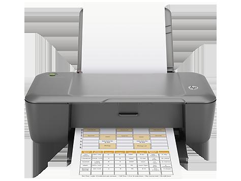HP DESKJET 1000-STAND ALONE  PRINTER-16B-12C- HP 301 B and C