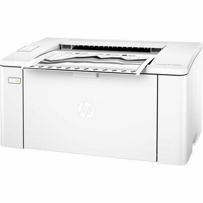 HP M102a-STAND ALONE  PRINTER-HP 1102-22B-BLACK AND WHITE-CF217A