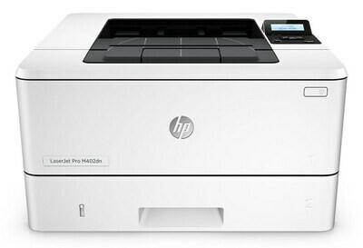 HP PRO 402DN-STAND ALONE  PRINTER WITH NETWORK,DUPLEX,E-PRINT & AIR PRINT-30B-BLACK AND WHITE