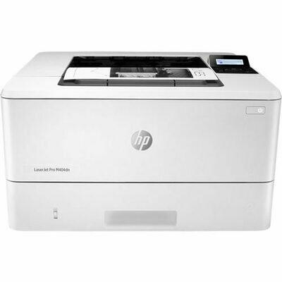 HP PRO 404DN-STAND ALONE  PRINTER WITH NETWORK,DUPLEX,E-PRINT & AIR PRINT-hp 402 DN-30B-BLACK AND WHITE