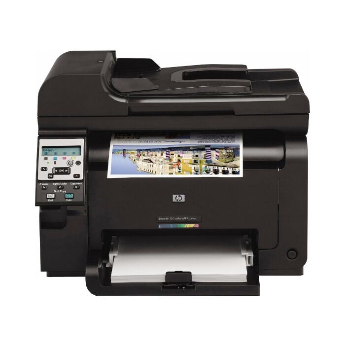 HP LJ PRO 100 MFP M175A-PRINT- SCAN -COPY