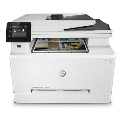 HP Color LJ M281 FDW MFP-PRINT-SCAN-COPY-FAX- DUPLEX & WIRELESS-21B-21C