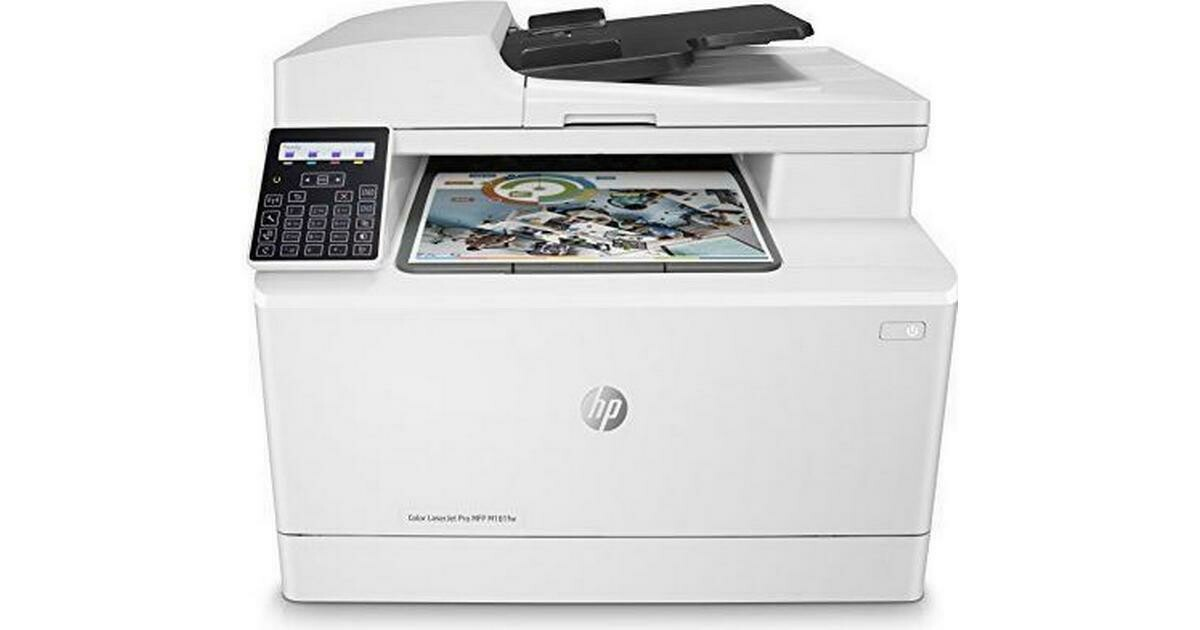 HP Color LJ 181 FW MFP-PRINT-SCAN-COPY-FAX-WIRELESS