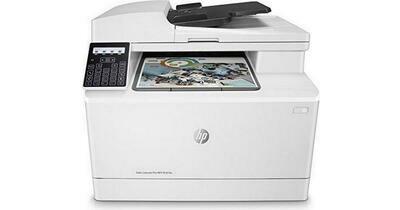 HP Color LJ 181 FW MFP-PRINT-SCAN-COPY-FAX-WIRELESS