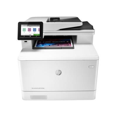 HP LJ PRO 400 MFP M479FDN-PRINT - SCAN - COPY -DUPLEX - FAX -  NETWORK-HPM477DN-27B-27C