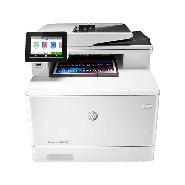 HP LJ PRO 400 MFP M479FDW- PRINTER,COPY,SCANNER,FAX,DUPLEX,AND WIRELESS-HPM477FDW-27B-27C