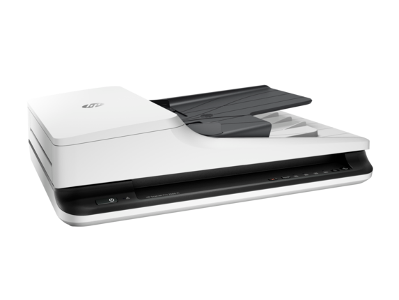 HP SCANNER 2500 f1 - Flatbed, ADF,Scan Speed: 20 PPM ,Scan Resolution:  Up to 600 DPI (ADF),Up to 1200 DPI (Flatbed)  Automatic Document Feeder Capacity ,Standard, 50 Sheets Scan File Format:   PDF,