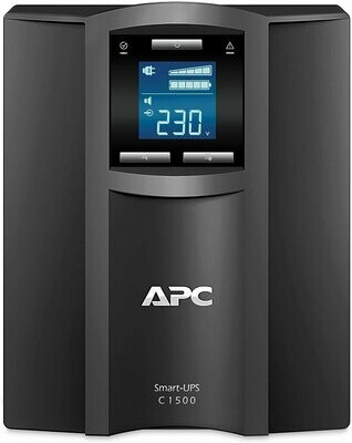 APC SMC SMART UPS C 1500VA LCD 230V-SMC