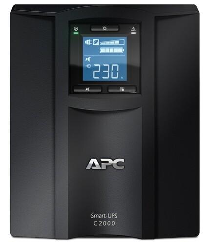 APC SMC 2000VA LCD 230 V