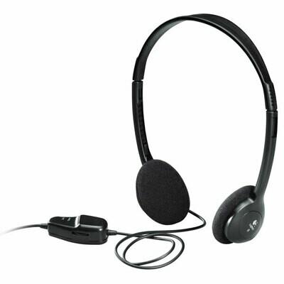 Logitech Dialog 220 stereo headset