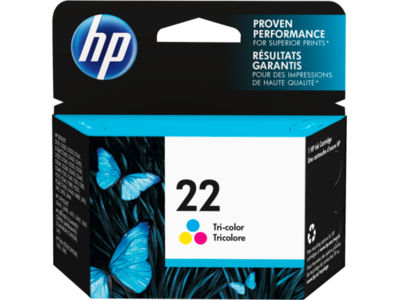HP 22-PRINTS UPTO 165 PAGES