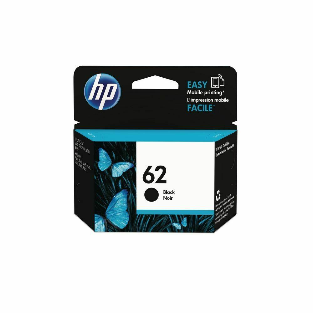 HP 62 BLACK