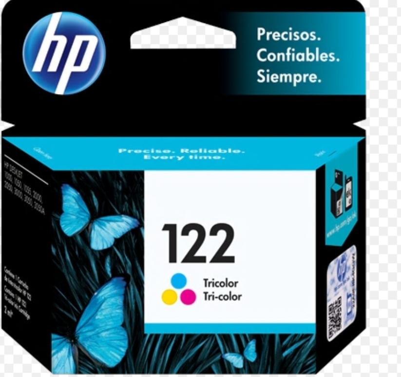 HP 122 COLOUR