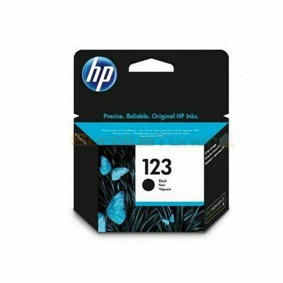 HP 123 BLACK