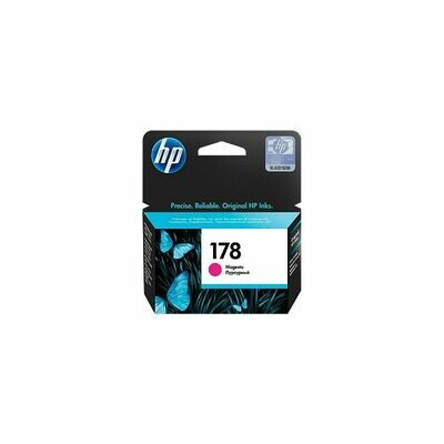 HP 178 MAGENTA-PRINTS UPTO 300 PAGES