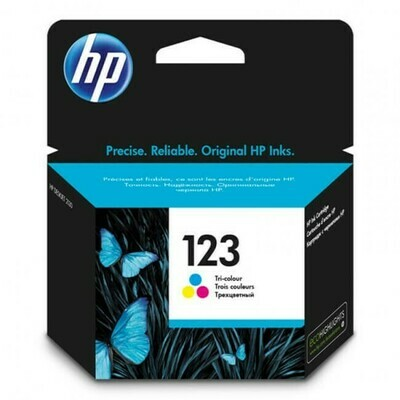 HP 123 COLOUR