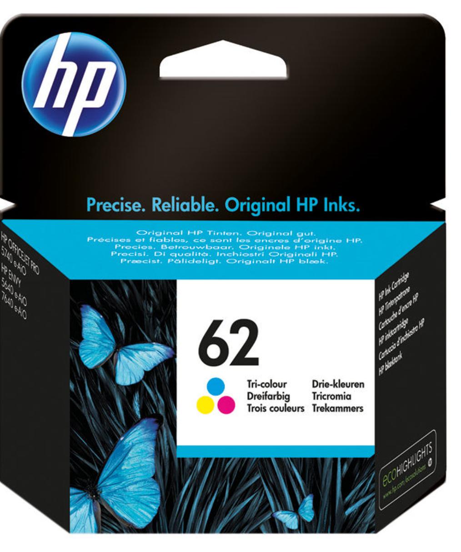 HP 62 COLOUR