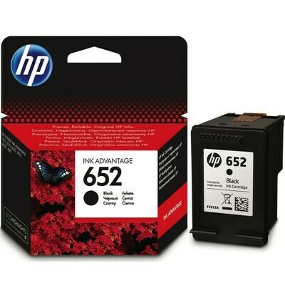 HP 652 BLACK