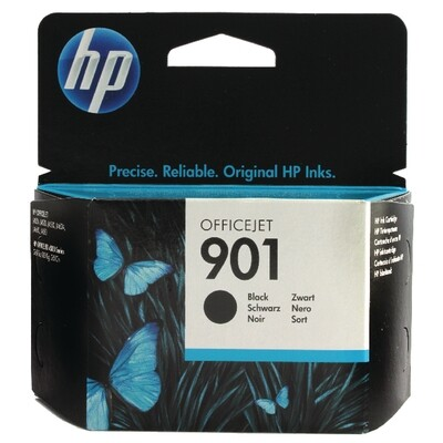 HP 901 BLACK-PRINTS UPTO 200 PAGES
