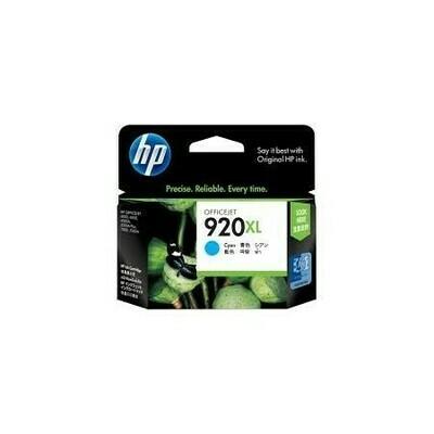 HP 920 CYAN XL-PRINTS APP.700 PAGES