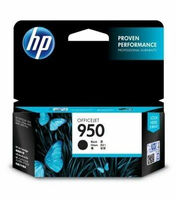 HP 950 BLACK-PRINTS APP. 1000 PAGES