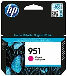 HP 951XL MAGENTA-PRINTS APP.1500 PAGES
