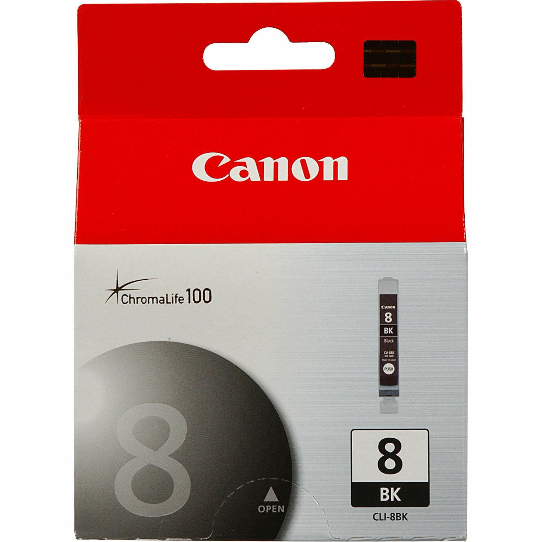 CANON 8 BLACK