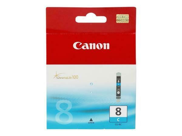 CANON 8 CYAN