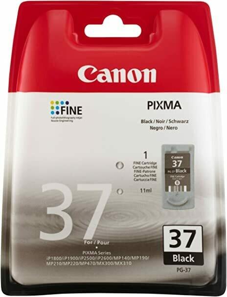 CANON 37 BLACK