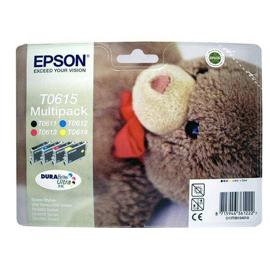 EPSON T0615 COMBO PACK