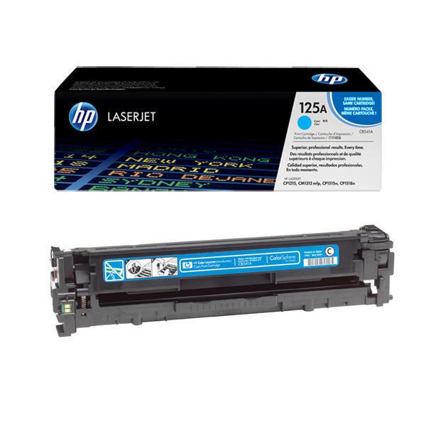 HP CB541A CYAN-HP 125A