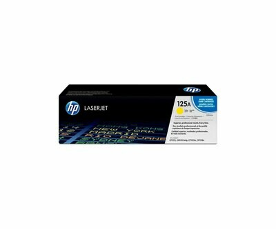 HP CB542A YELLOW-HP 125A