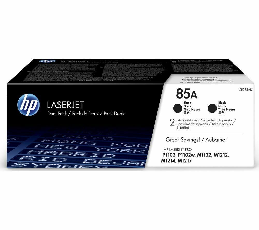 HP 85a Dual Toner