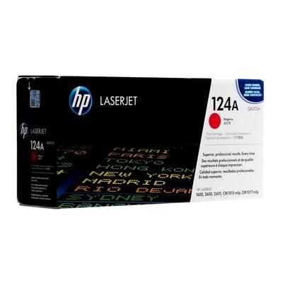 HP Q6003A MAGENTA-HP 124A