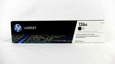 HP CE 310A BLACK-HP 126A